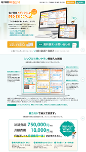 電子薬歴メディクス2